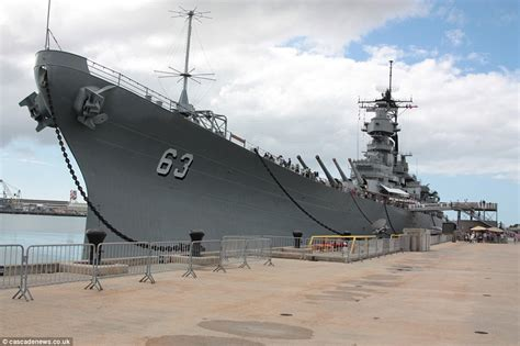 how long is the biggest boat in the world man building world s biggest lego model of uss missouri