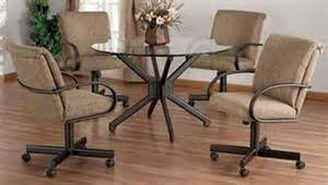 Dining Room Chairs With Arms And Casters Softening And Relaxing Dining Room Chairs With Arms Home