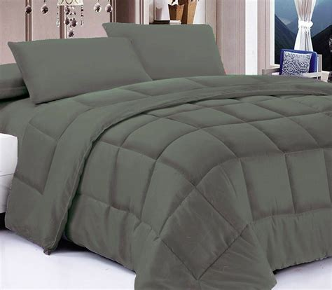 the down comforter store solid color down alternative comforters 183 the sheet people