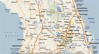 Map Of Leesburg Florida map of leesburg