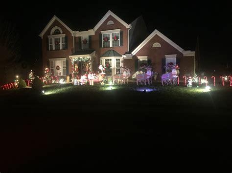 university of kentucky christmas lights newport ky christmas lights display