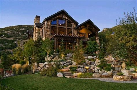homes in the mountains mountain home dream log cabins pinterest