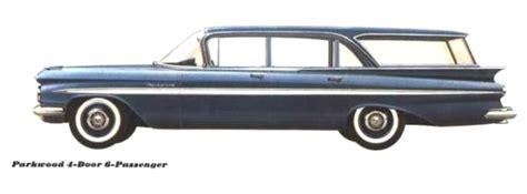 chevrolet 1959 parkwood 4door station wagon the history 1959 classic chevrolet station wagon body styles