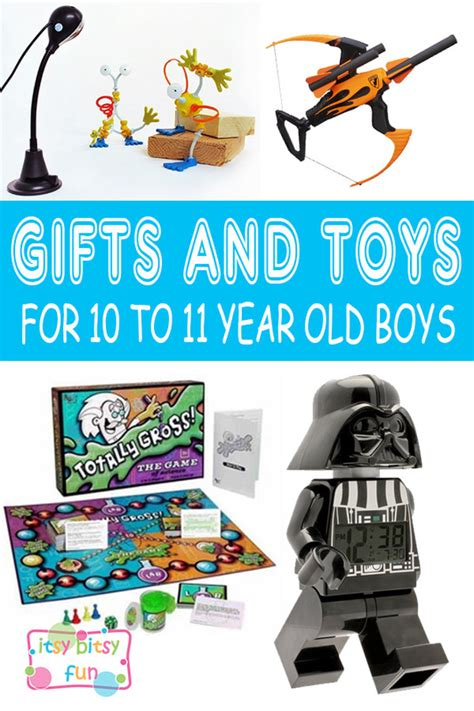 top gifts for 10 year old boy 2017 gift ftempo