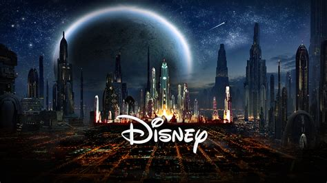 I D Be Onboard With This Disney Intro For Ep Vii Starwars Disney Intro