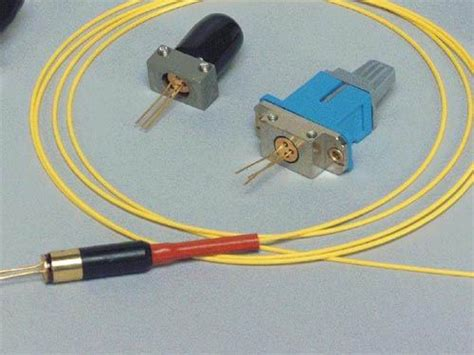 vcsel laser diode vcsel with fiber connection led and vcsel laser components gmbh