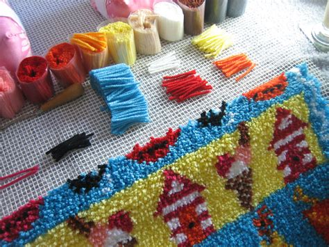 where can i buy latch hook rug kits beside the seaside latch hook rug kit