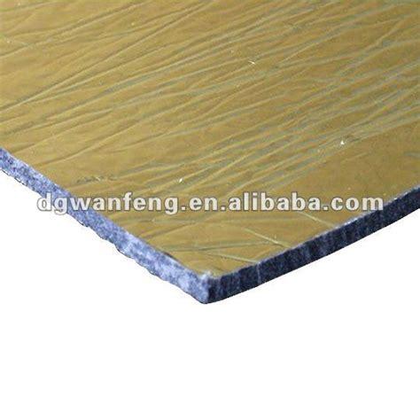 laminate flooring underlay from dongguan city liaobu