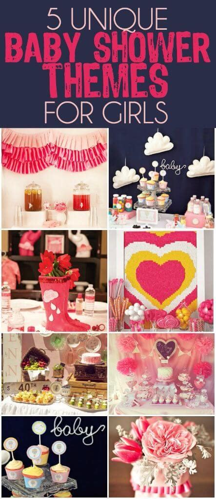 Unique Baby Shower Themes For A by Unique And Creative Baby Shower Themes For
