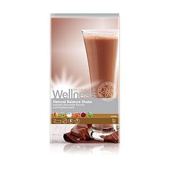 Shoo Nature Oriflame oriflame wellness balance shake