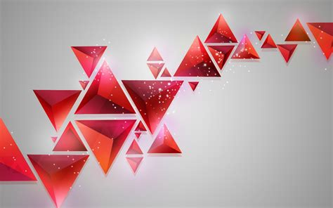 wallpaper abstrak simple background abstract geometry triangles hd wallpaper