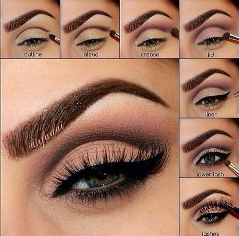 eyeshadow tutorial instagram credit instagram make up tutorials pinterest