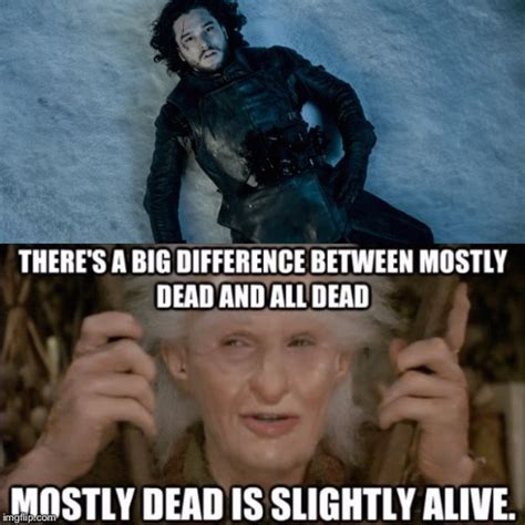 Jon Snow Memes - if you don t know this movie reference you know nothing