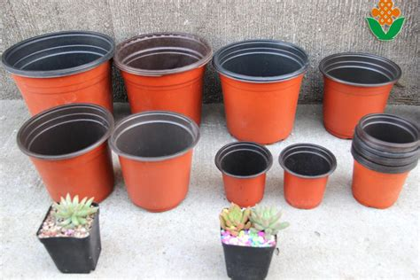 Thin Plant Pots 2017 Plastic Flower Pots Economic Thin And Light Easy To
