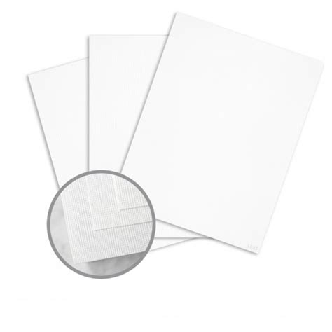Eames Cards Templates by Eames White Card Stock 26 X 40 In 80 Lb Cover Canvas 30