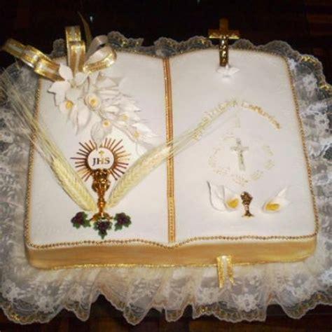 libro night of cake and tortas de comunion para varones en forma de biblia buscar con google tortas de comunion
