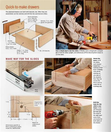 Under Bed Storage Plans ? WoodArchivist