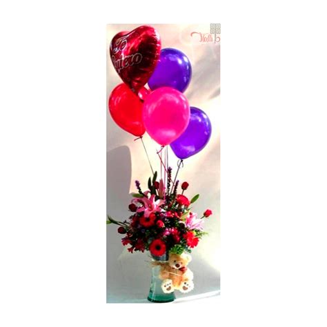 arreglos de globos para quinceaera apexwallpapers com arreglos globos con peluche flores tlalli