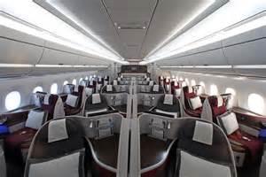 qatar airways showcase new a350 interiors thedesignair