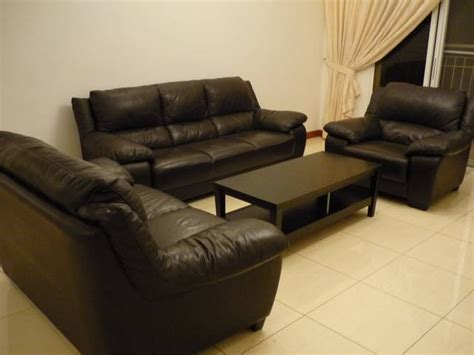 leather sofa kuala lumpur lorenzo leather sofa expat moving out sale for sale from