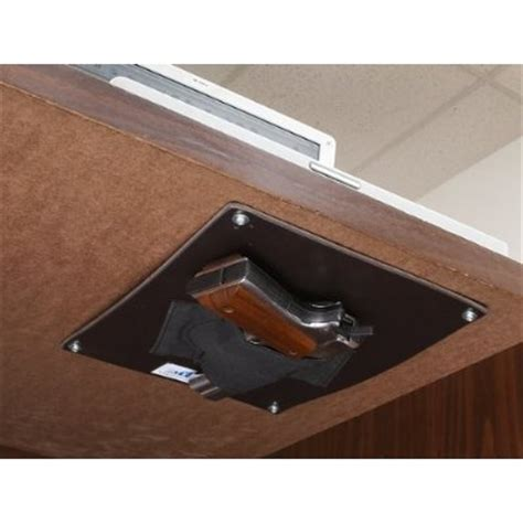 Amazon Door Desk Under Desk Gun Holster Stashvault