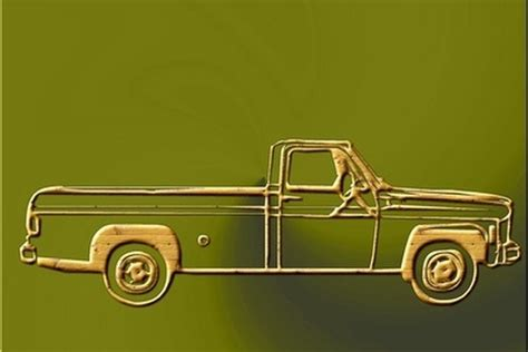 How To Build A Wood Truck Rack It Still Runs
