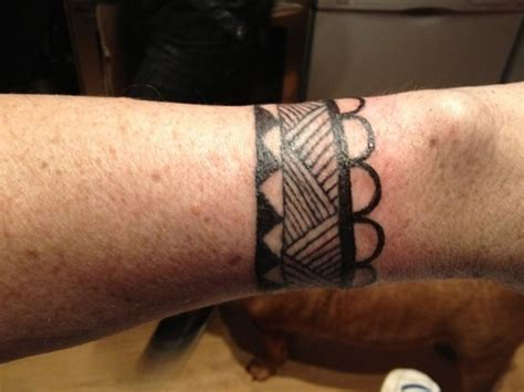 Tribal Wrist Tattoo Picture At Checkoutmyink Com Return From Tribal Wrist Tattoos
