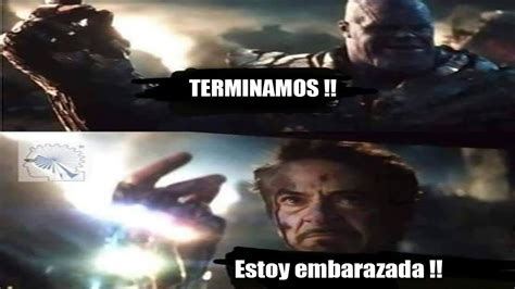 yo soy iron man memes de avengers game youtube