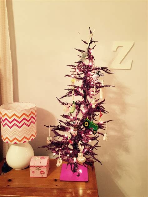 girly christmas decorations for a child s bedroom