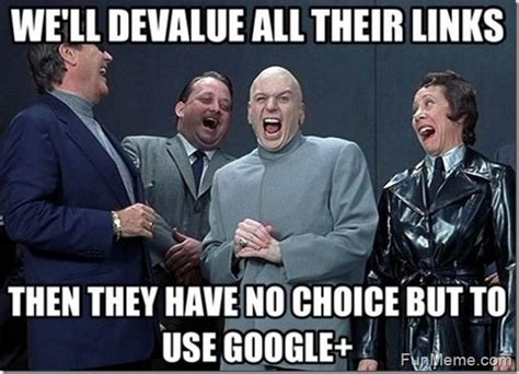 Google Plus Meme - stacey s predictions for seo web design in 2013