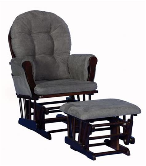 glider and ottoman canada storkcraft comfort glider and ottoman espresso finish