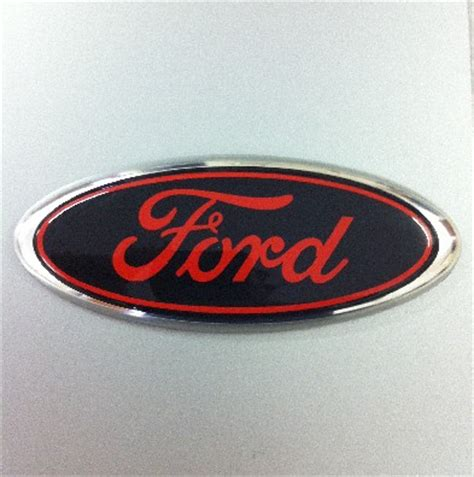 ford badges