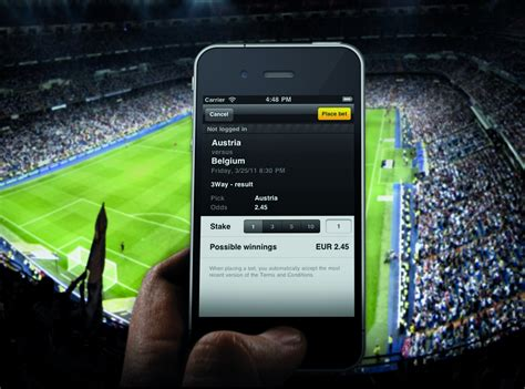 betting mobile mobile betting bookieraters
