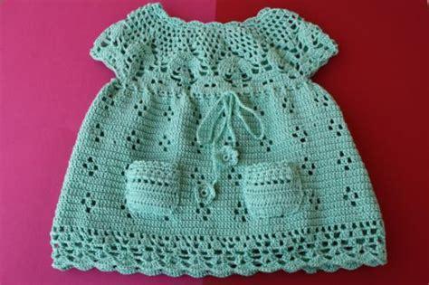 hilo en algodon tejido para bebe paso por paso apexwallpaperscom vestidos de hilo para beb 233 s imagui