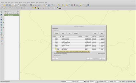 qgis tutorial database brian s geek blog my home on the internet