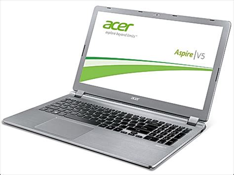 Laptop Acer Aspire Slim V5 132p acer notebooks aspire v5 573 und aspire v5 132p notebookcheck news