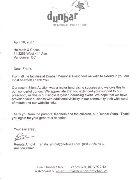Sle Kindergarten Acceptance Letter Letter Of Application Letter Of Application Kindergarten