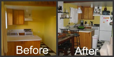 Kitchen Cabinet Spray Paint Decorating On A Budget Newlyweds On A Budget