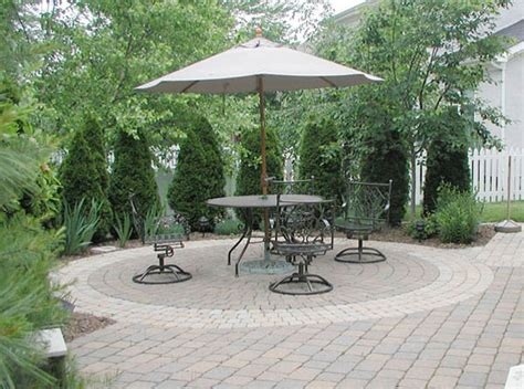 Arborvitae Patio Lazy Designs 187 Wintertime And Tree Projects