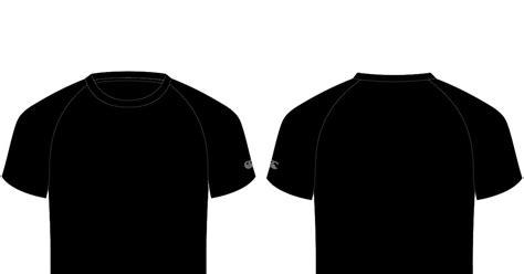 desain kaos futsal depan belakang dan celana polos template kaos hitam polos depan belakang template kaos