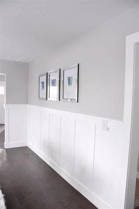 Wainscot Design by 16 Wainscoting Style Ideas And How To Install Them New