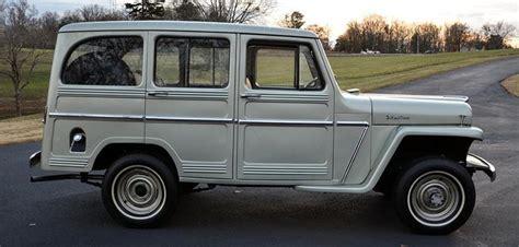willys jeep truck 4 door 1960 willys jeep 4 door wagon rural willys overland do