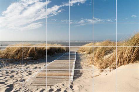 Fliese 15x20 by Fliesenbild Weg Zum Strand