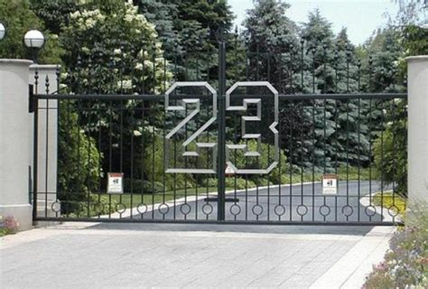 Nfl Players Cribs by Michael S Mansion And The 5 Most Nba