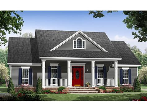 southern house plans cottage house plans