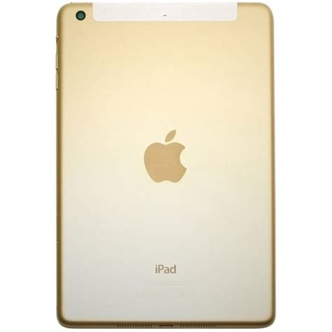 apple mini 3 gold 64gb wi fi lte 3g 4g