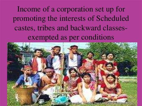 section 10 21 of income tax act exempted incomes under section 10 of income tax act