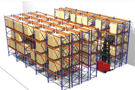 3d storage double deep racking double deep habib sons
