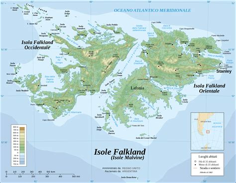 history of the falkland islands wikipedia the free file falkland islands topographic map it svg wikimedia