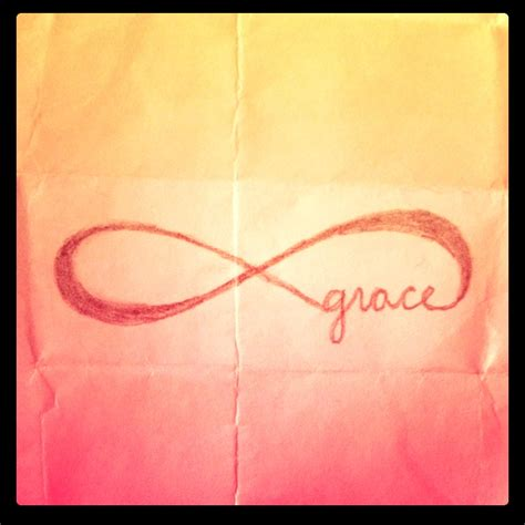 infinity tattoo grace 119 best images about tattos on pinterest infinity